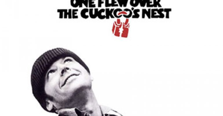 1975 <i>One Flew Over the Cukoo&#8217;s Nest</i> debuts