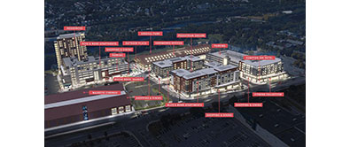 Arsenal Yard Developer Swapping Residential Space for Biotech Space