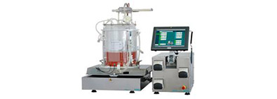 A couple of months back I came across a single-use benchtop bioreactor at a conference that was neither rocked nor stirred but shaken. Do you happen to know who manufacturers such a system?