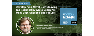 Developing a Novel Self-Cleaving Tag Technology While Learning from Both Success and Failure