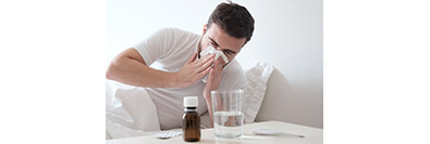 Common Cold Jumpstarts Defense Against Influenza