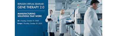 Virtual Seminar: Gene Therapy 2.0 – Manufacturing Solutions That Work
